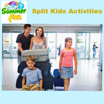 Split is the perfect city with kids!