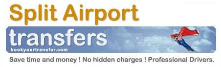 Split Airport (SPU)Transfer Bookings