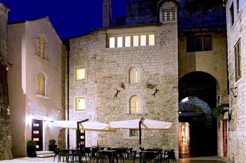 Luxury split boutique hotels for Boutique hotel croatie