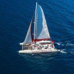 Brac and Solta Party Catamaran