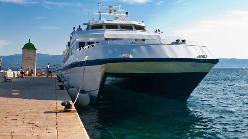 Catamaran Karolina