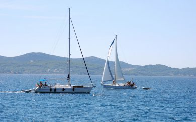 Croatia Sailing Boats