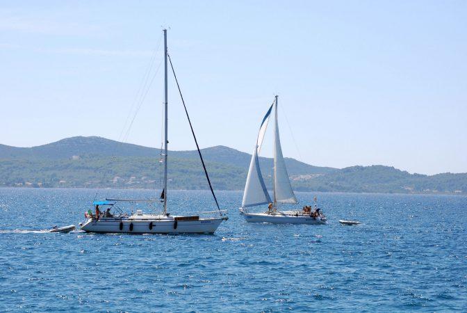 Croatia Sailing Boats