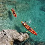 Dubrovnik sea kayaking and snorkeling