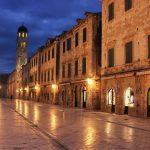 Dubrovnik street walking tour