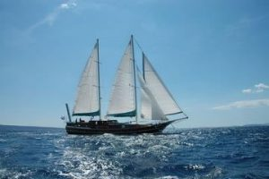 Split and Dalmatia Private Gullet Cruise