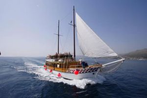 Split to Dubrovnik 8 day cruise