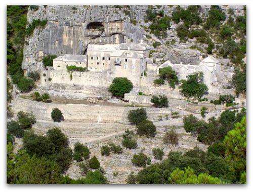 Monastery Blaca