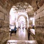 Diocletian palace basement