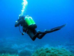 Diving in Kornati