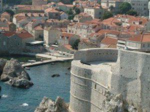 Dubrovnik walls (1)