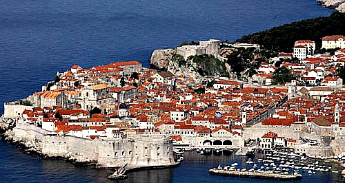 Dubrovnik old port