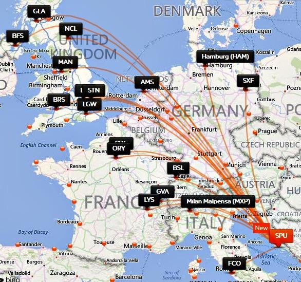 Direct Flights To Split Guide Split Croatia Travel Guide