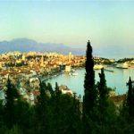 Marjan Hill view