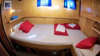 Gulet cabin