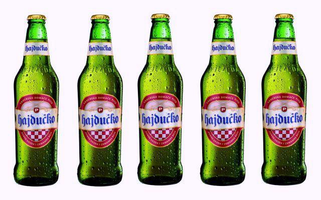 Hajducko beer