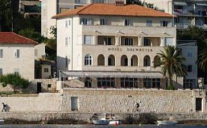 Hotel Dalmacija on Hvar
