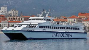 """""""Judita"""" Catamaran"""