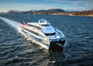 Krilo catamaran