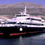 Krilo Star fast catamaran