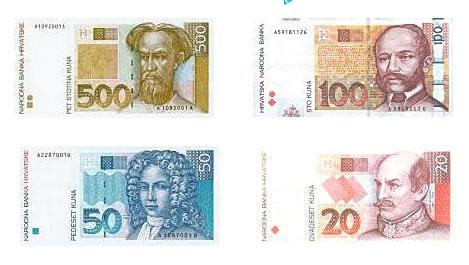 Croatian Currency Split Croatia Travel Guide