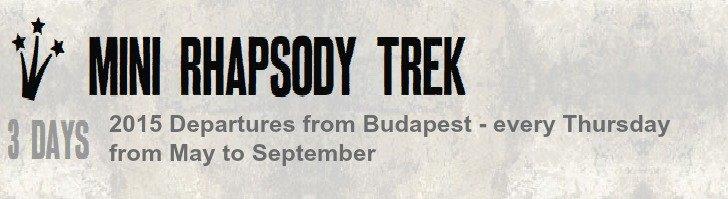 Mini Trek Budapest