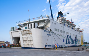 Blueline car ferry