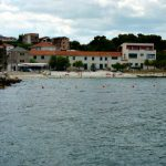 Slatina, Ciovo island beach