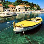 Solta island village