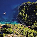 Secluded Solta bays