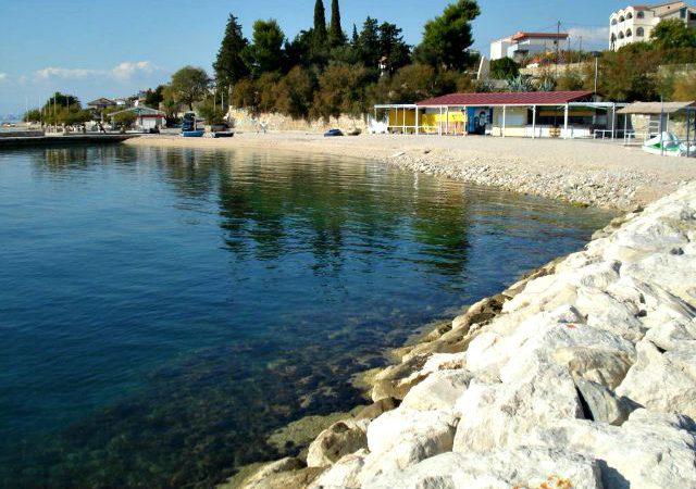 St.Martin Podstrana beach