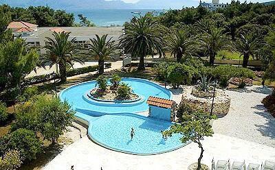 Waterman resort in Supetar