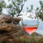 Wine tasting on Brac