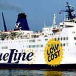 Regina della pace ferry