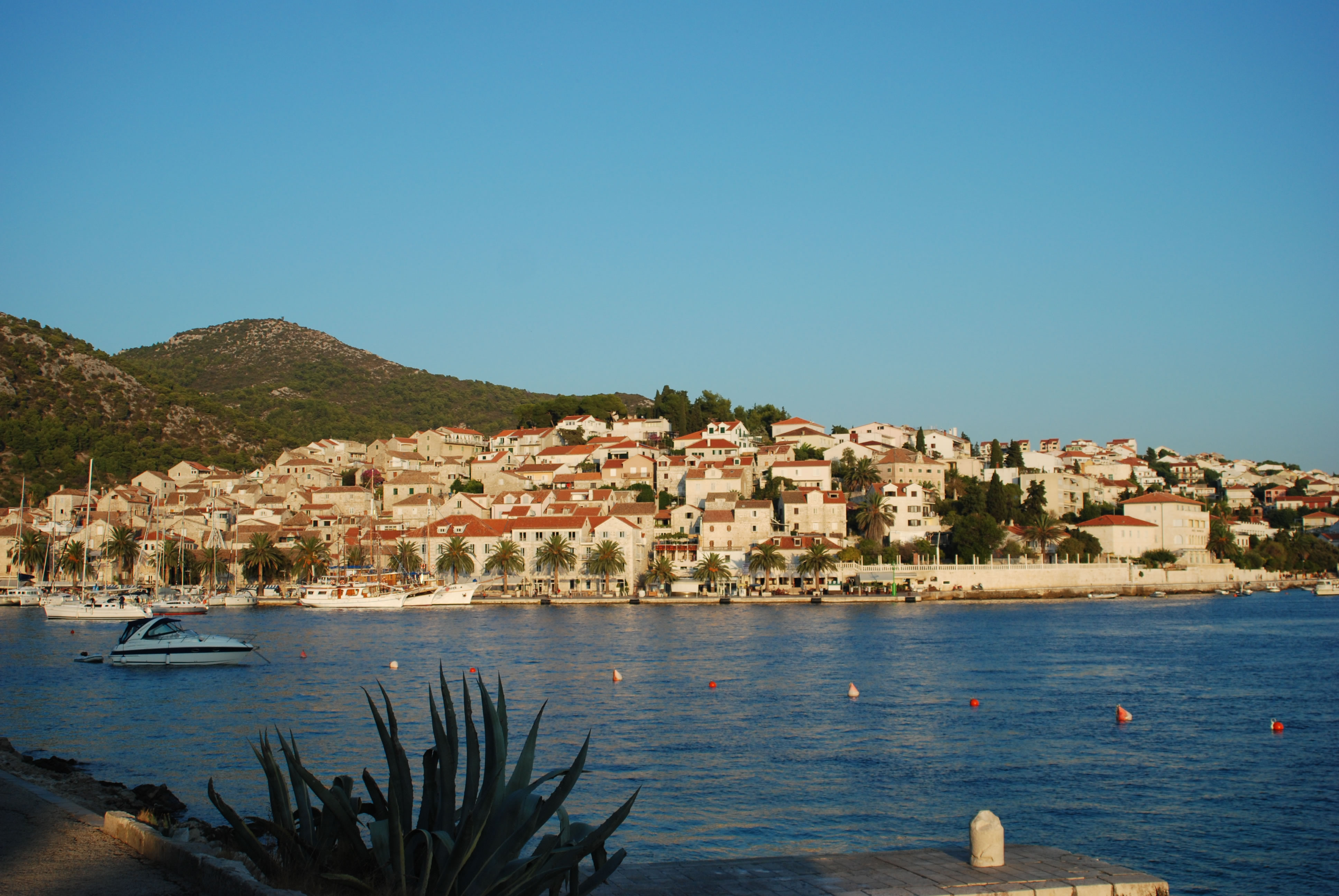 Hvar Town Safe Place For Family Holidays Split Croatia