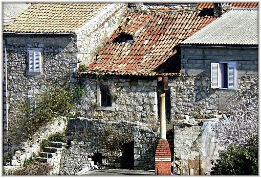 Brusje village