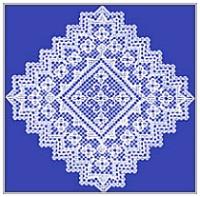 Hvar lace pattern