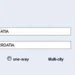 Croatia Airlines plan book