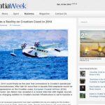 CroatiaWeek - European Coastal Airlines - Hidroplane