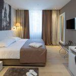 Hotel Cornaro room
