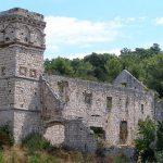 Island Scedro monastery