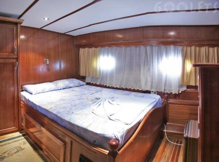 Standard gullet cabin