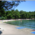 Vrboska Soline beach