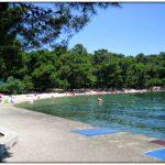 Vrboska Soline beach