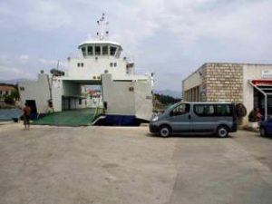 Sucuraj ferry port