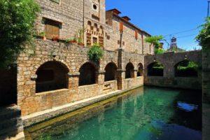 Tvrdalj Castle in Stari Grad