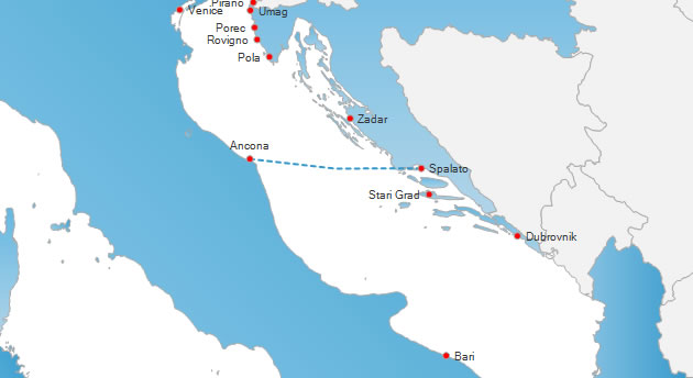 Ferries from Italy to Split Croatia Split Croatia Travel Guide