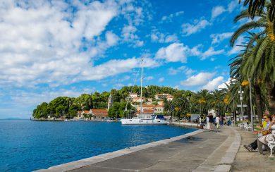 Cavtat riva (promenade)