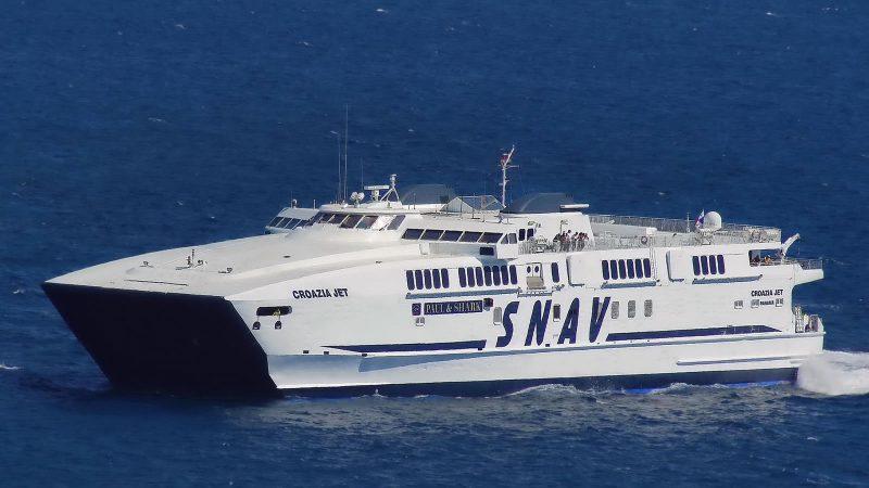 HSC Croazia Jet - SNAV