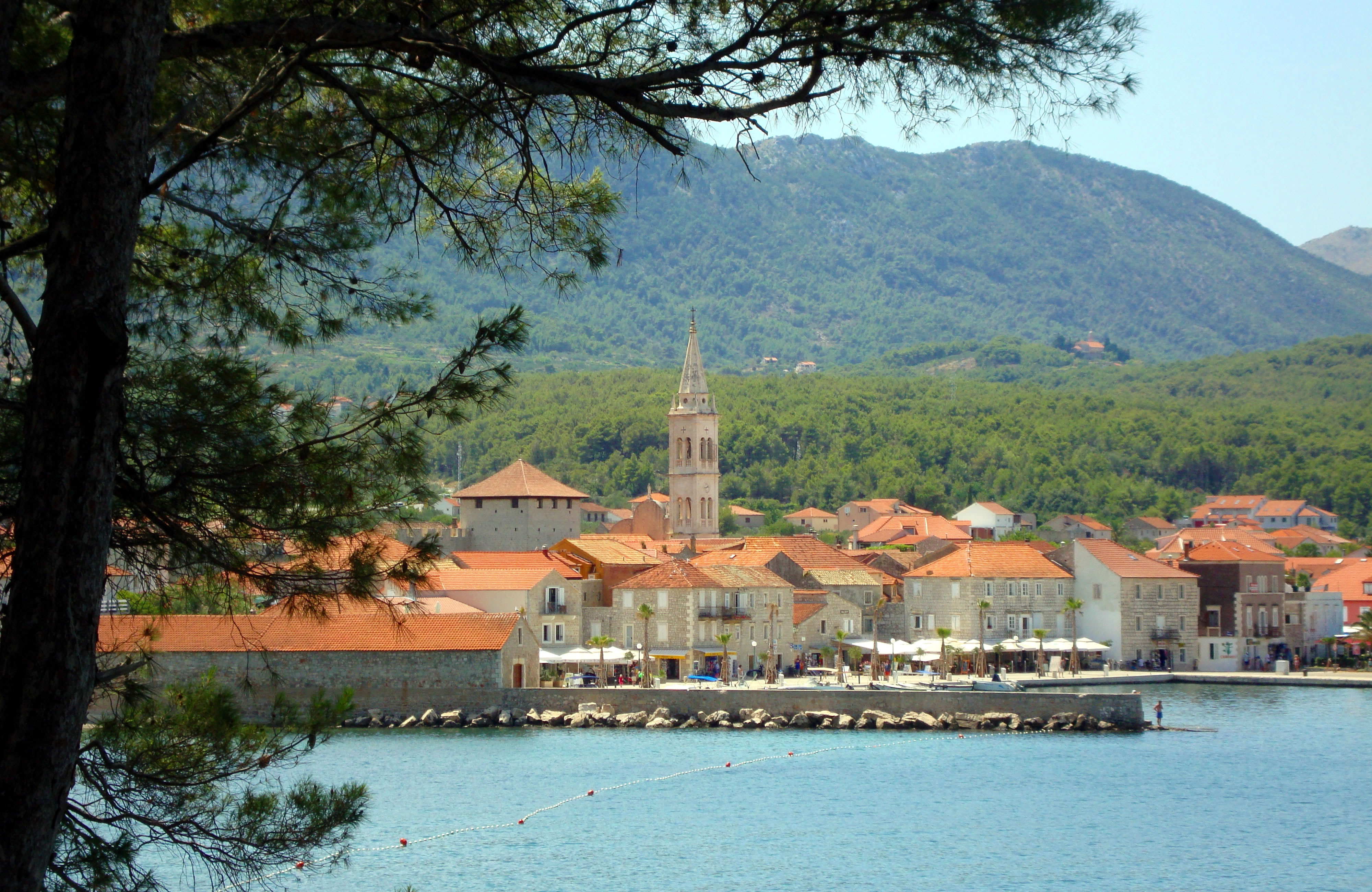 Jelsa Town Split Croatia Travel Guide
